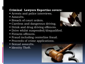 criminal lawyer in perth