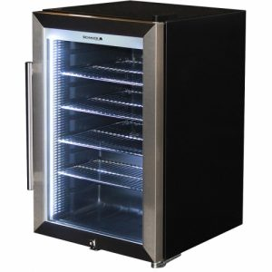 double door alfresco fridge