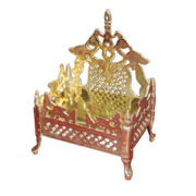 Brass Gowri Mandapam