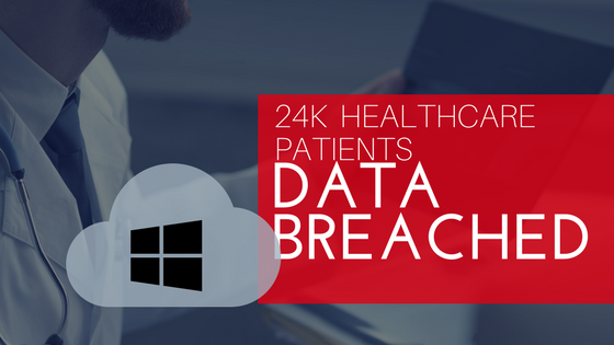 Healthcare Data Breach