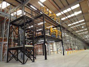 Short Term Warehousing