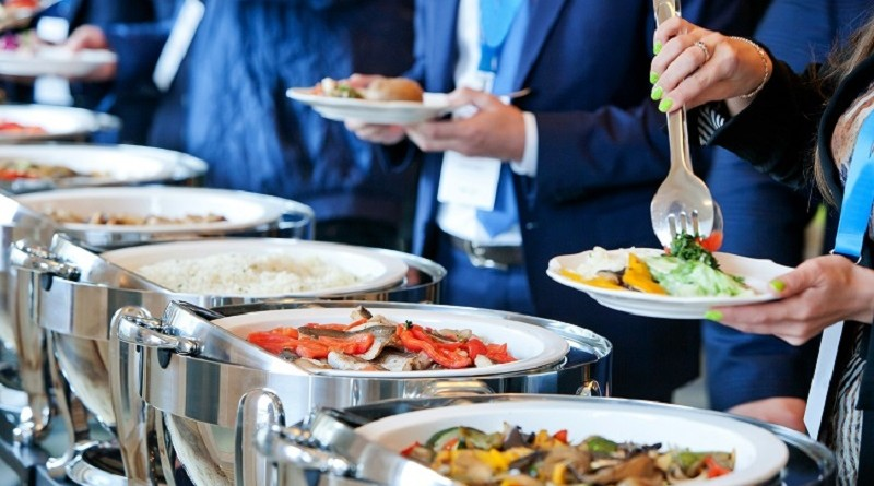 Catering Company About Freshness